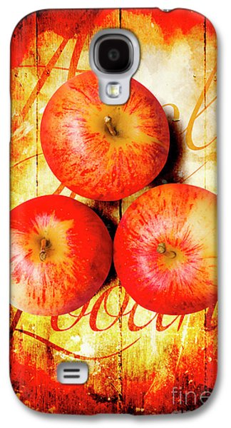 Apple Barn Artwork Galaxy S4 Case