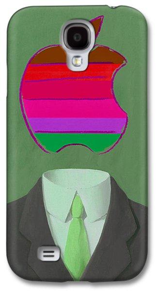 Apple-man-3 Galaxy S4 Case