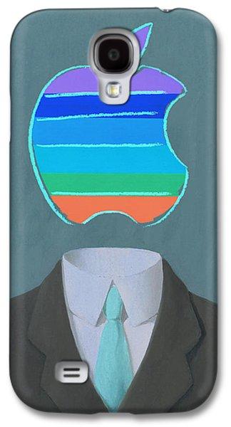 Apple-man-5 Galaxy S4 Case