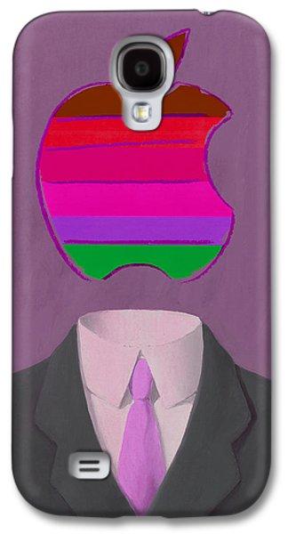 Apple-man-7 Galaxy S4 Case