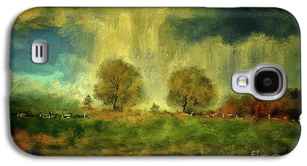 Approaching Storm At Antietam Galaxy S4 Case by Lois Bryan
