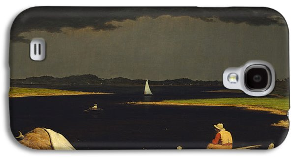 Approaching Thunderstorm Galaxy S4 Case by Martin Heade