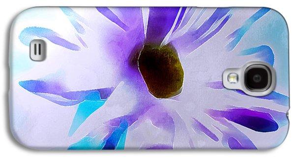 April Daisy Galaxy S4 Case by Krissy Katsimbras