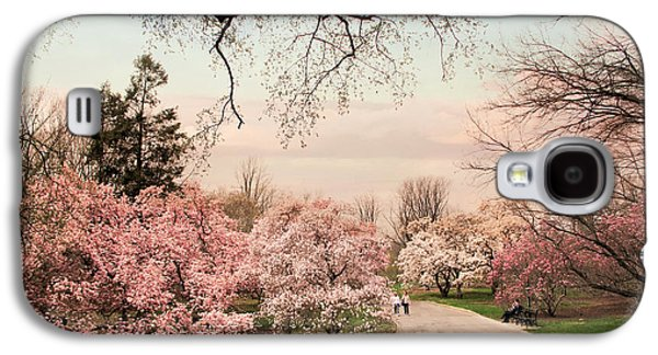 April In Bloom Galaxy S4 Case by Jessica Jenney