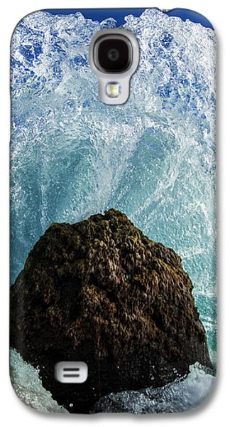 Aqua Dome - Triptych  Part 2 Of 3 Galaxy S4 Case