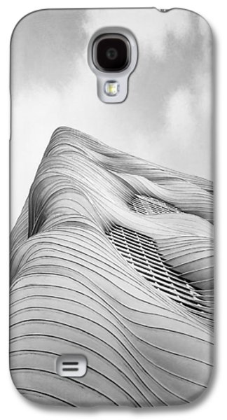 Aqua Tower Galaxy S4 Case by Scott Norris