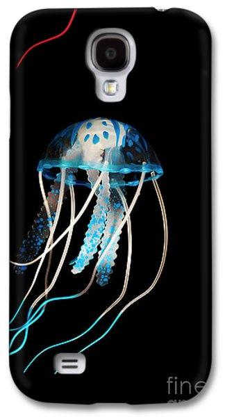 Aquarium Blue Galaxy S4 Case