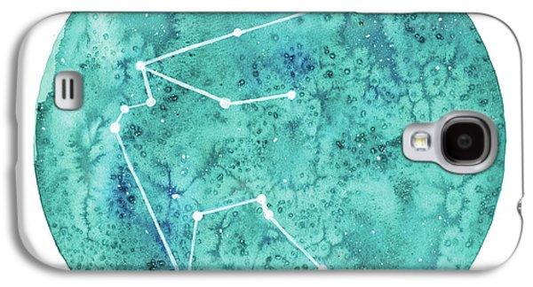 Aquarius Galaxy S4 Case by Stephie Jones