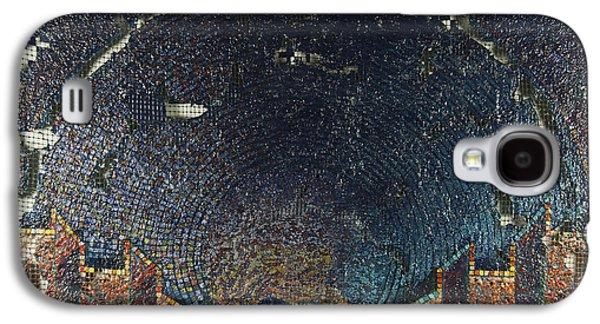 Aquatorium Galaxy S4 Case by Mark Jones