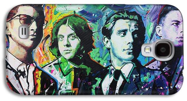 Arctic Monkeys Galaxy S4 Case