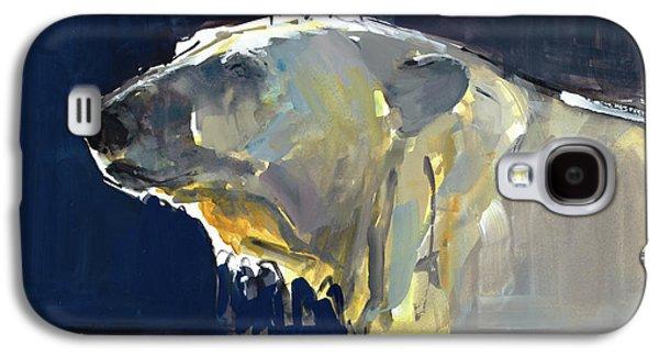 Arctic Silhouette Galaxy S4 Case