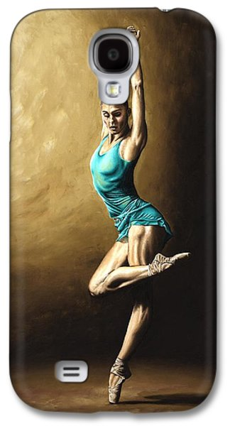 Ardent Dancer Galaxy S4 Case by Richard Young
