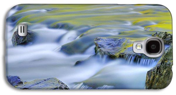 Landscape Galaxy S4 Case - Argen River by Silke Magino