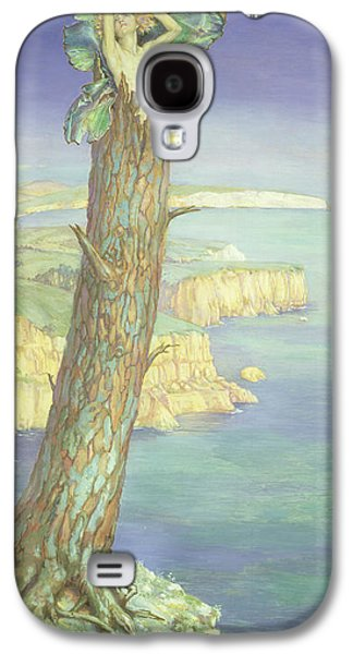 Ariel Galaxy S4 Case by Maud Tindal Atkinson