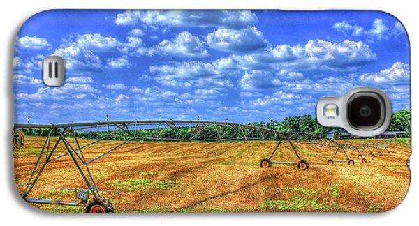 Arificial Rain Jack Curtis Farm Art Galaxy S4 Case