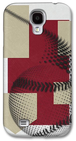 Arizona Diamondbacks Art Galaxy S4 Case by Joe Hamilton