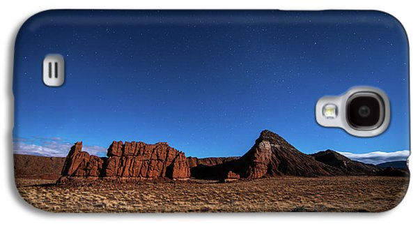 Arizona Landscape At Night Galaxy S4 Case