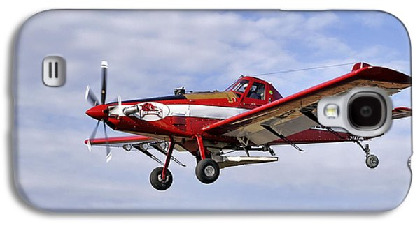 Arkansas Razorbacks Crop Duster Galaxy S4 Case