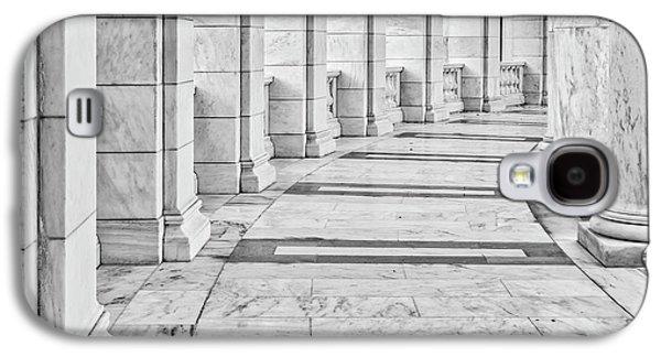 Arlington Amphitheater Arches And Columns II Galaxy S4 Case