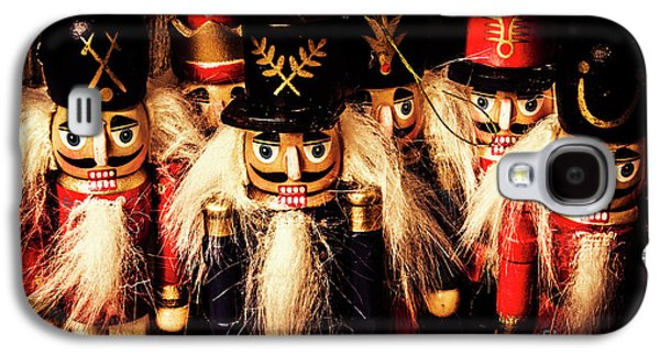 Army Of Wooden Solders Galaxy S4 Case by Jorgo Photography - Wall Art Gallery