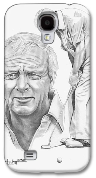 Arnold Palmer Galaxy S4 Case by Murphy Elliott
