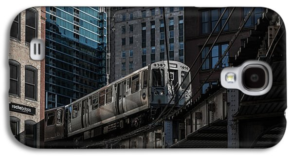 Around The Corner, Chicago Galaxy S4 Case