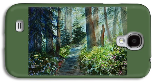 Around The Path Galaxy S4 Case