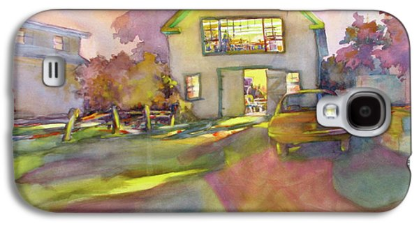 Art Barn, Point Clyde No. 4 Galaxy S4 Case by Virgil Carter