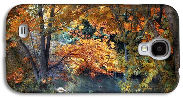 Art Of Autumn Galaxy S4 Case by Jessica Jenney