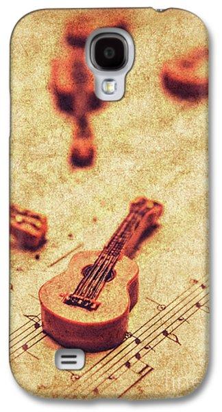 Art Of Classical Rock Galaxy S4 Case