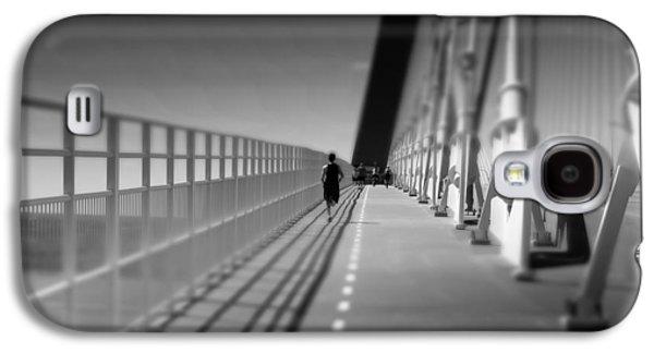 Arthur Ravenel Jr Bridge Runner Galaxy S4 Case