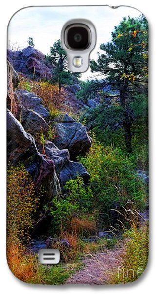 Arthur's Rock Trail Galaxy S4 Case