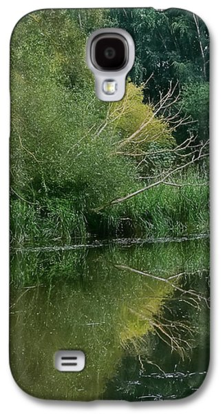 Artistic Reflection September 2015 Galaxy S4 Case by Leif Sohlman