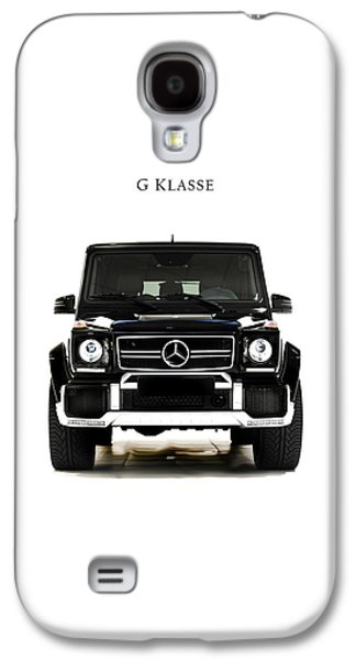 Mercedes Benz G Klasse Galaxy S4 Case