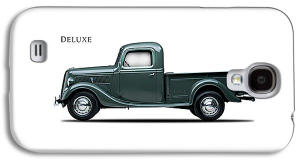 Ford Deluxe Pickup 1937 Galaxy S4 Case