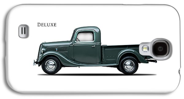 Ford Deluxe Pickup 1937 Galaxy S4 Case by Mark Rogan