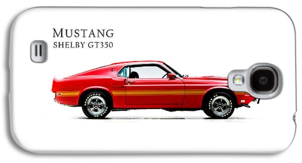 Ford Mustang Shelby Gt350 1969 Galaxy S4 Case by Mark Rogan