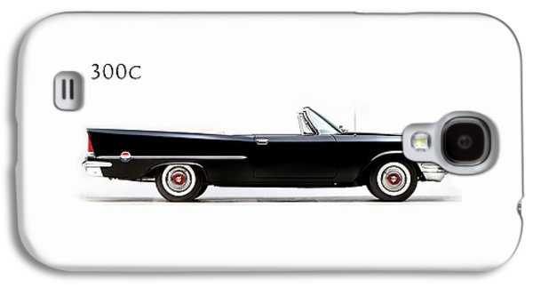 Chrysler 300c 1957 Galaxy S4 Case by Mark Rogan