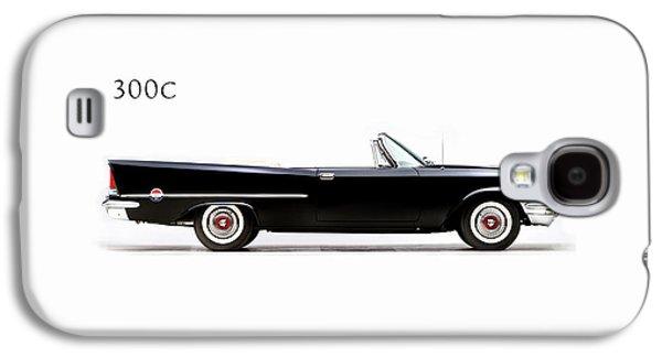 Car Galaxy S4 Case - Chrysler 300c 1957 by Mark Rogan