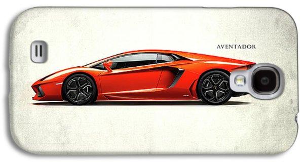 Lamborghini Aventador Galaxy S4 Case by Mark Rogan
