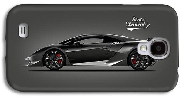 Lamborghini Sesto Elemento Galaxy S4 Case