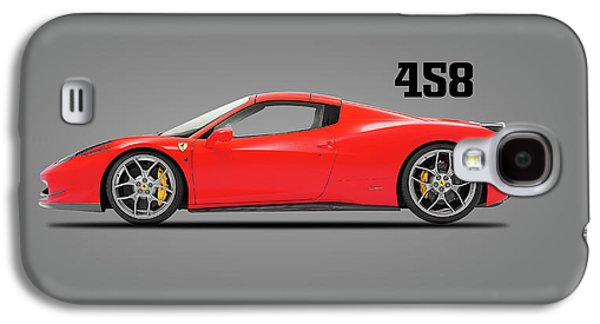 Ferrari 458 Italia Galaxy S4 Case
