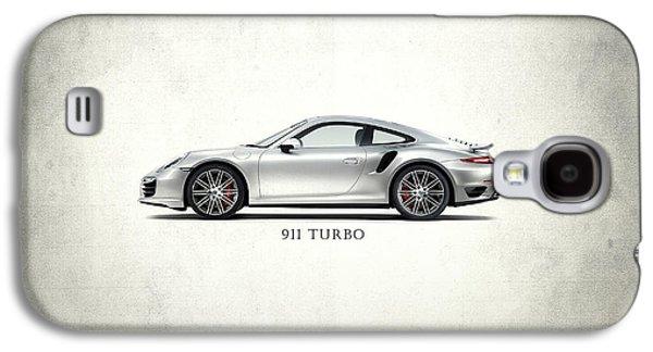 Porsche 911 Turbo Galaxy S4 Case by Mark Rogan