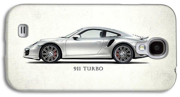 Porsche 911 Turbo Galaxy S4 Case