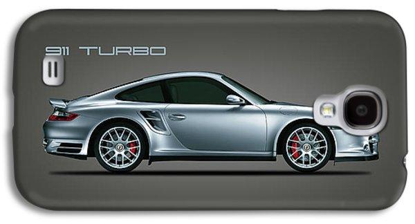 Car Galaxy S4 Case - Porsche 911 Turbo by Mark Rogan