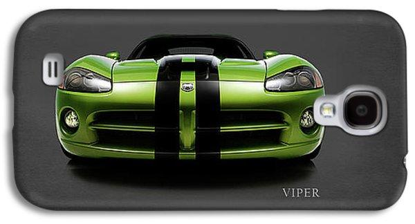 Dodge Viper Galaxy S4 Case