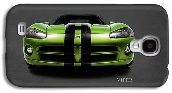 Dodge Viper Galaxy S4 Case by Mark Rogan