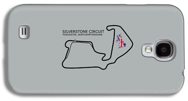 Silverstone Circuit Galaxy S4 Case by Mark Rogan