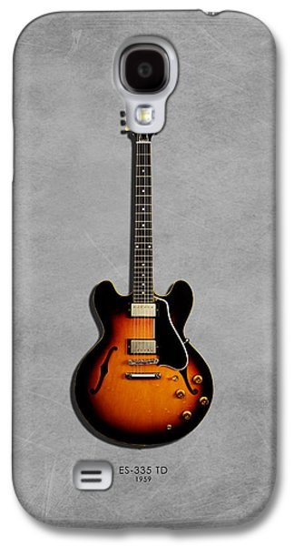 Gibson Es 335 1959 Galaxy S4 Case by Mark Rogan