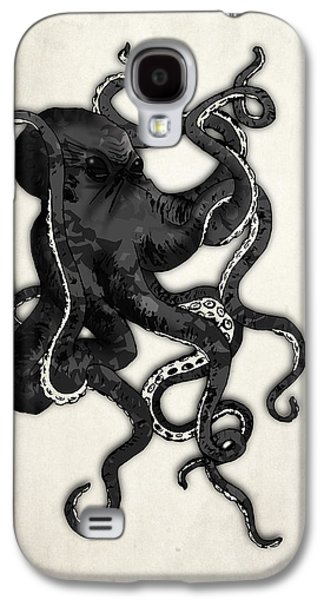 Galaxy S4 Case - Octopus by Nicklas Gustafsson